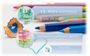 Workshop Bible Art Journaling